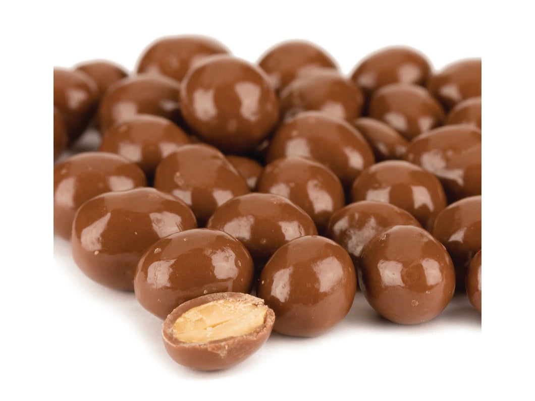 Milk Chocolate Panned Peanuts - Nutty World