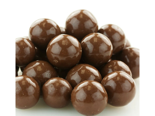 Milk Chocolate Peanut Butter Malt Balls - Nutty World