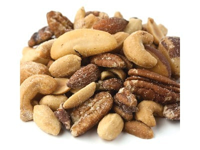 Mixed Nuts with Peanuts (Salted) - Nutty World