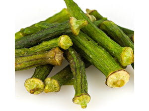 Okra Chips - Nutty World
