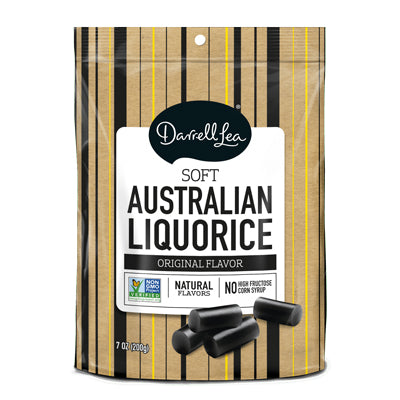 Darrell Lea Original Licorice - Nutty World