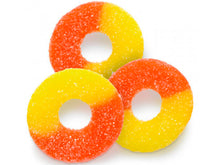 Load image into Gallery viewer, Gummy Peach Rings - Nutty World