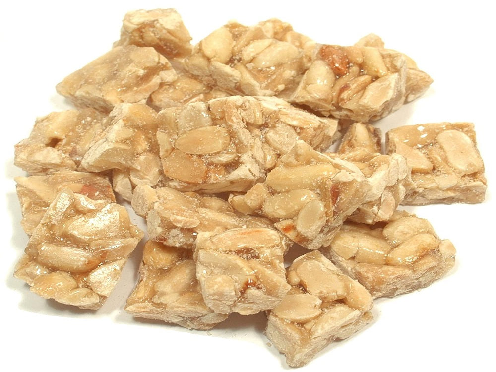 Peanut Squares - Nutty World