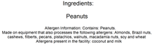 Load image into Gallery viewer, Peanuts (Roasted / Unsalted in Shell) - Nutty World