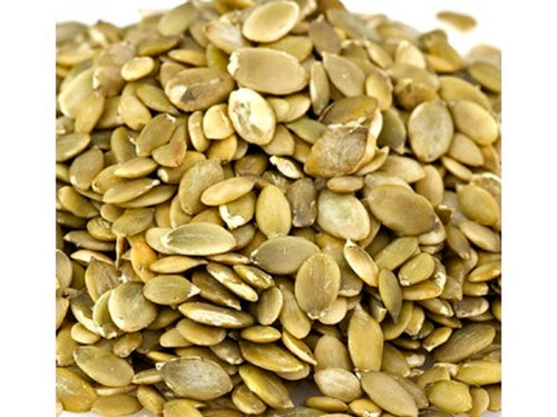 Pepitas / Pumpkin Seeds (Roasted/No Salt) - Nutty World