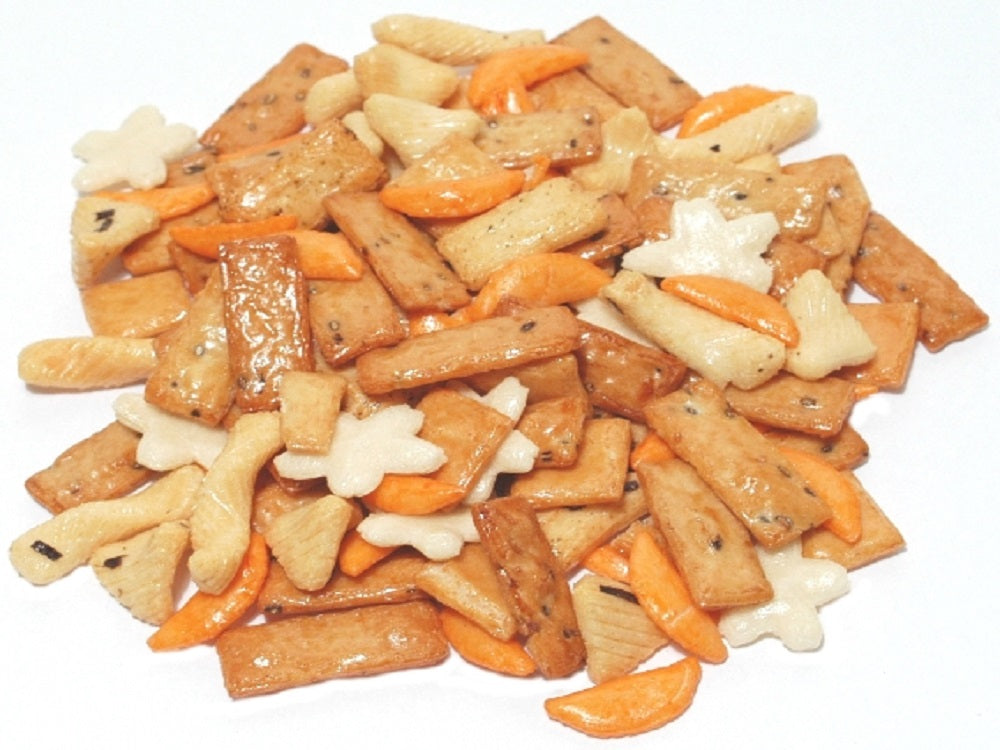Oriental Rice Cracker Noshie - Nutty World