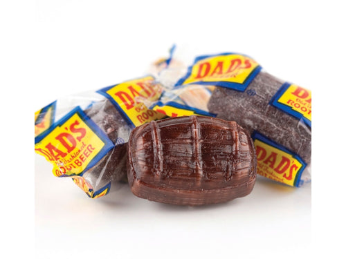 Dad's Root Beer Barrels (Wrapped) - Nutty World