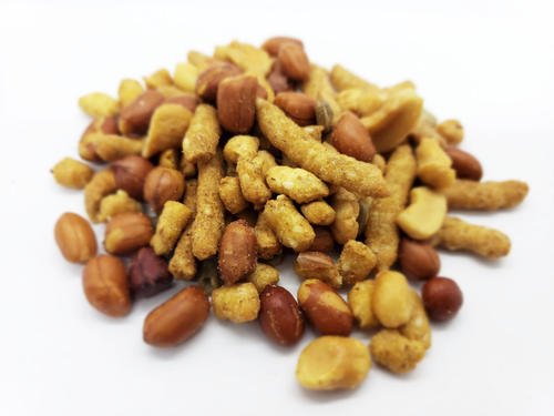 Sesame Party Mix - Nutty World