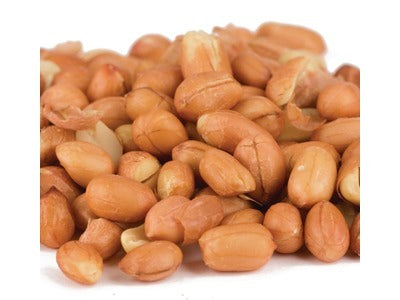 Spanish Peanuts (Roasted / Unsalted) - Nutty World
