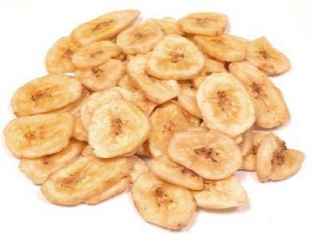 Sweetened Banana Chips - Nutty World