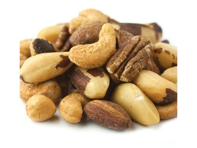 Mixed Nuts Deluxe (No Salt) - Nutty World