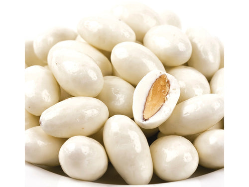 Yogurt Covered Almonds - Nutty World