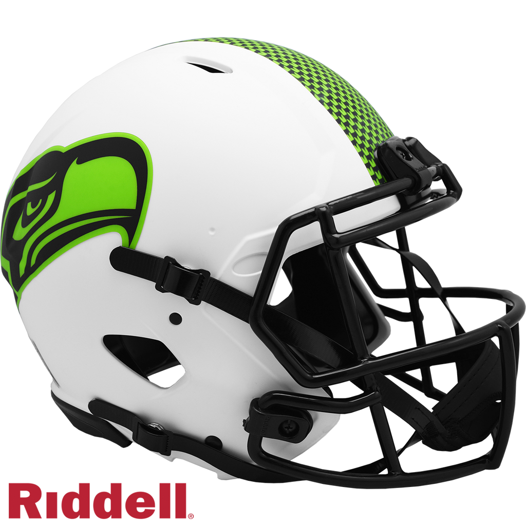 RIDDELL - LUNAR SPEED AUTHENTIC HELMETS