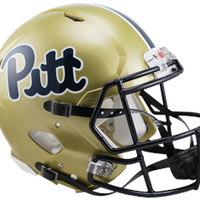 PITTSBURGH PANTHERS NCAA SPEED AUTHENTIC HELMET