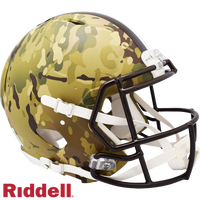 CLEVELAND BROWNS CAMO SPEED AUTHENTIC HELMET