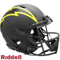 LOS ANGELES CHARGERS ECLIPSE SPEED AUTHENTIC HELMET