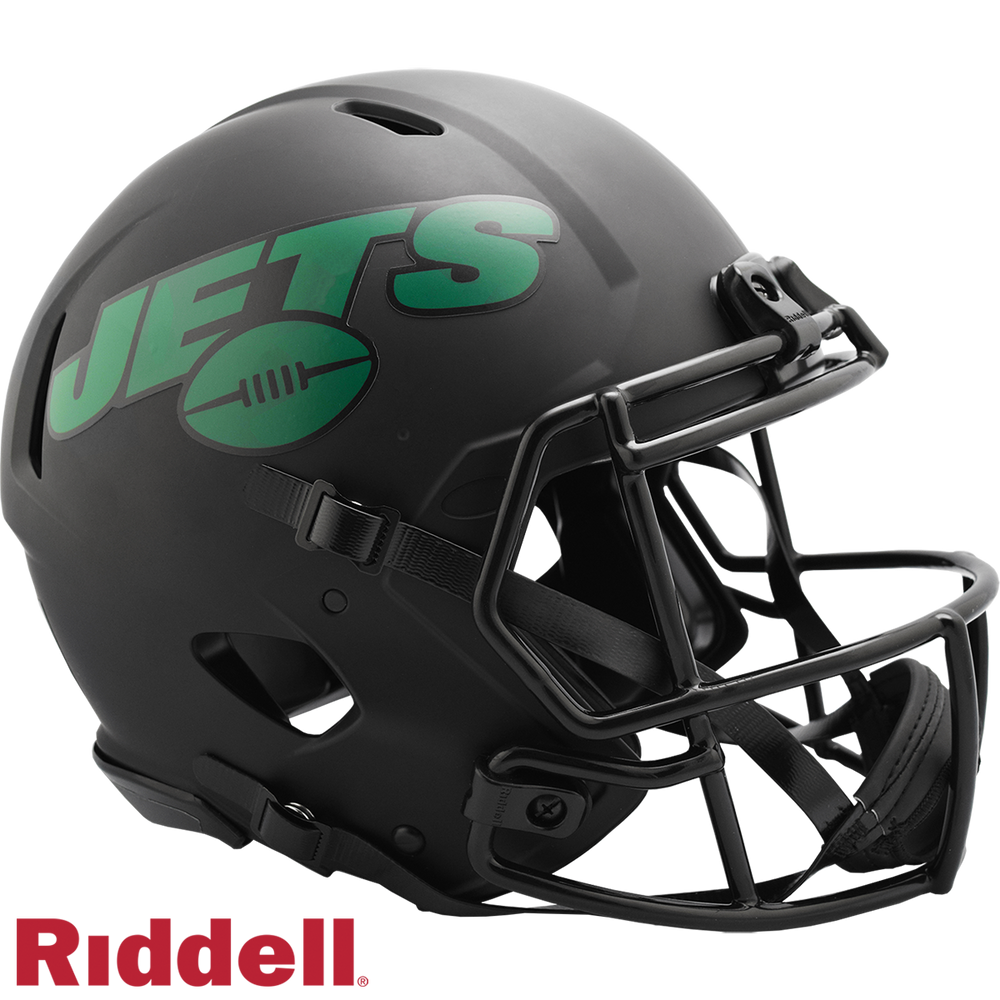 NEW YORK JETS ECLIPSE SPEED AUTHENTIC HELMET