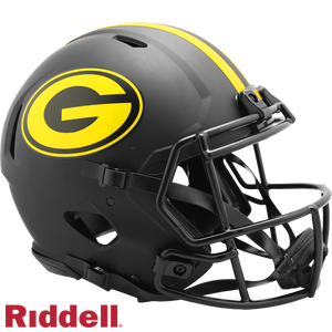 GREEN BAY PACKERS ECLIPSE SPEED AUTHENTIC HELMET