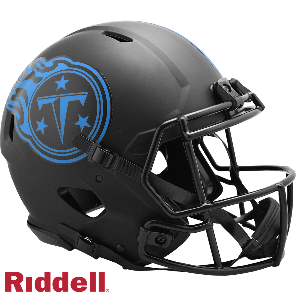 TENNESSEE TITANS ECLIPSE SPEED AUTHENTIC HELMET