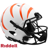 CINCINNATI BENGALS LUNAR SPEED AUTHENTIC HELMET