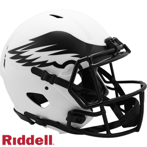 PHILADELPHIA EAGLES LUNAR SPEED AUTHENTIC HELMET