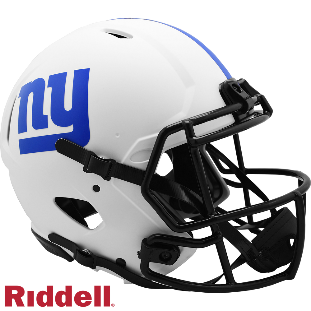 NEW YORK GIANTS LUNAR SPEED AUTHENTIC HELMET
