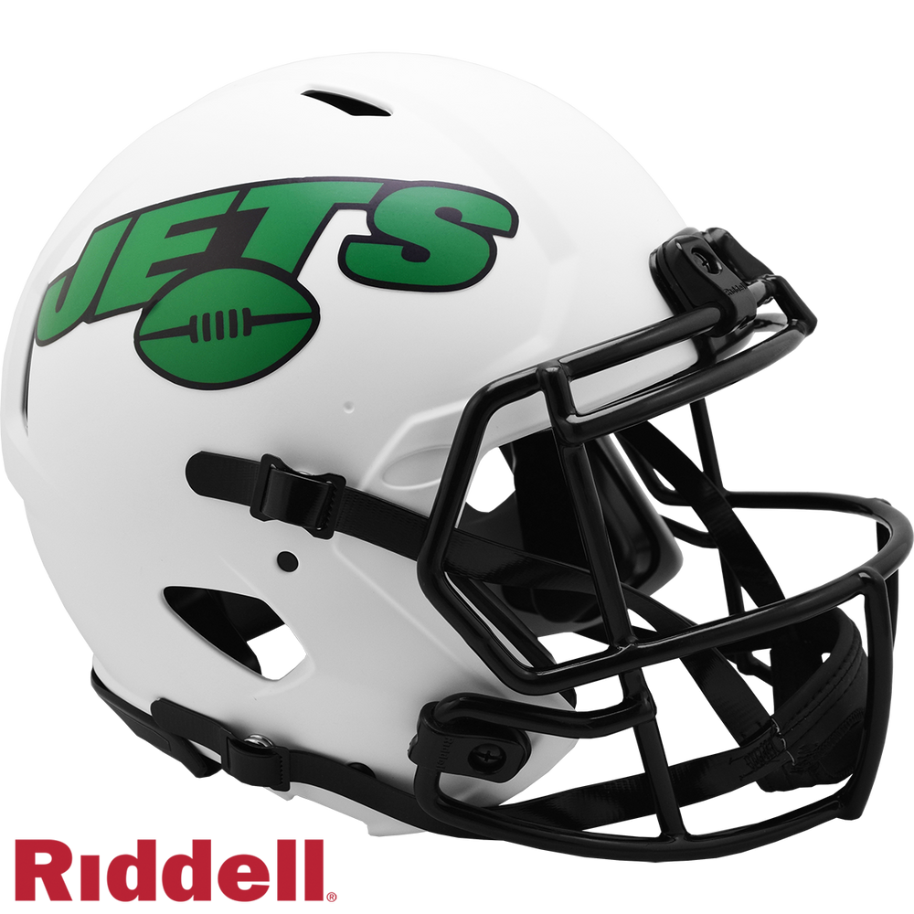 NEW YORK JETS LUNAR SPEED AUTHENTIC HELMET