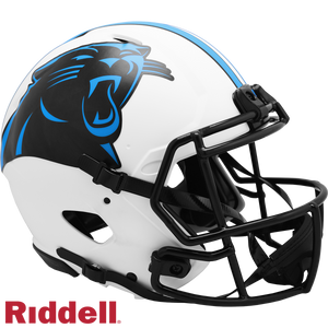 CAROLINA PANTHERS LUNAR SPEED AUTHENTIC HELMET