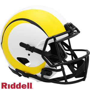 LOS ANGELES RAMS LUNAR SPEED AUTHENTIC HELMET