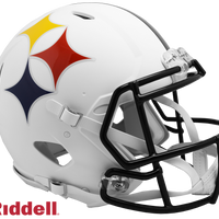 PITTSBURGH STEELERS AMP SPEED AUTHENTIC HELMET