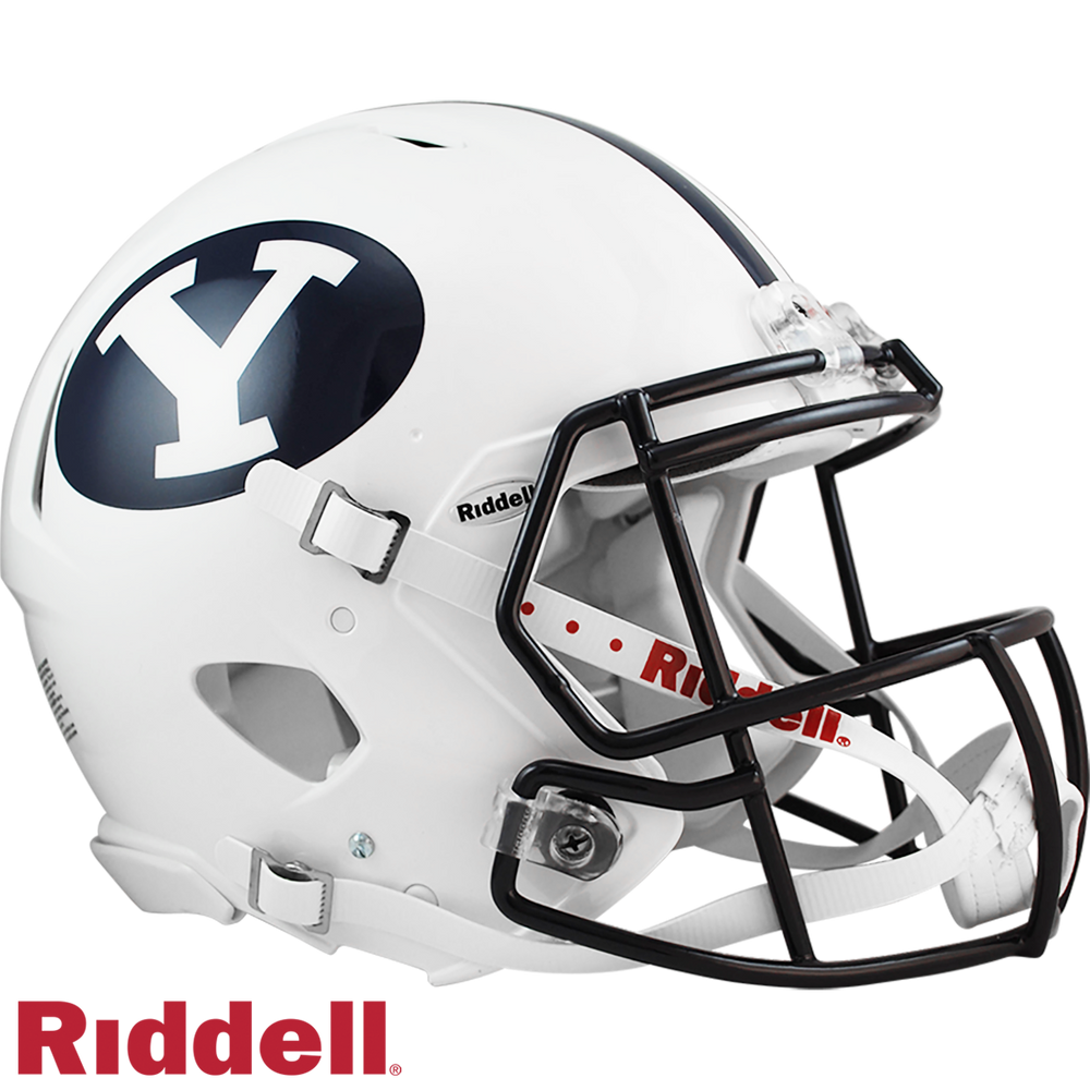 BYU COUGARS NCAA SPEED AUTHENTIC HELMET