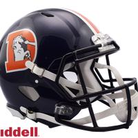 DENVER BRONCOS COLOR RUSH CURRENT STYLE SPEED AUTHENTIC HELMET