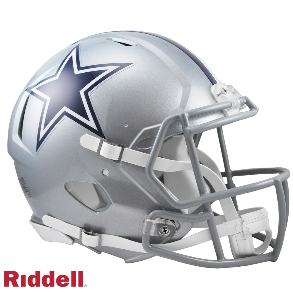 DALLAS COWBOYS CURRENT STYLE SPEED AUTHENTIC HELMET