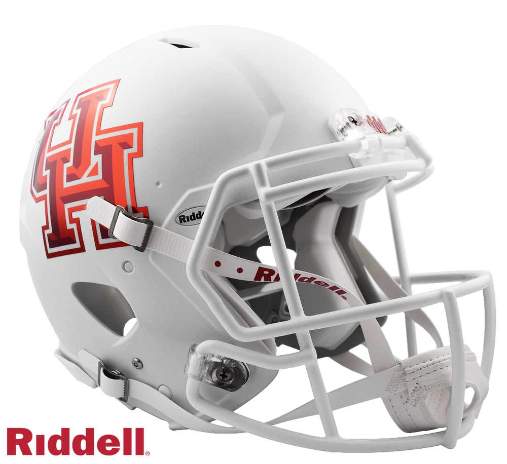 HOUSTON COUGARS NCAA SPEED AUTHENTIC HELMET
