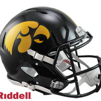 IOWA HAWKEYES NCAA SPEED AUTHENTIC HELMET