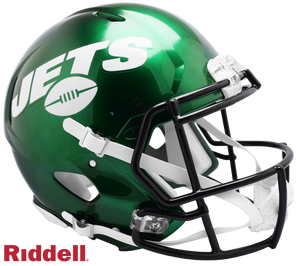 NEW YORK JETS CURRENT STYLE SPEED AUTHENTIC HELMET