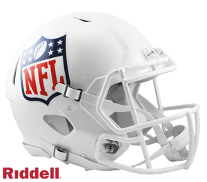 NFL SHIELD CURRENT STYLE SPEED AUTHENTIC HELMET