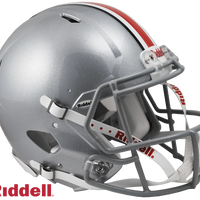 OHIO STATE BUCKEYES NCAA SPEED AUTHENTIC HELMET