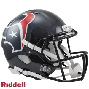 HOUSTON TEXANS CURRENT STYLE SPEED AUTHENTIC HELMET