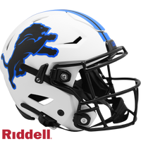 DETROIT LIONS LUNAR SPEEDFLEX AUTHENTIC HELMET