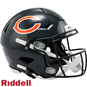 CHICAGO BEARS SPEEDFLEX AUTHENTIC HELMET