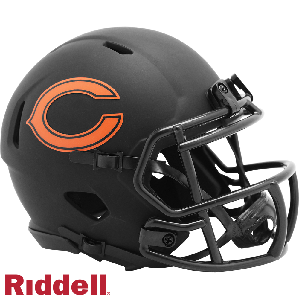 CHICAGO BEARS ECLIPSE MINI HELMET