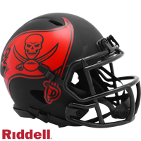 TAMPA BAY BUCCANEERS ECLIPSE MINI HELMET