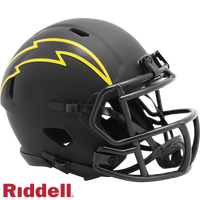 LOS ANGELES CHARGERS ECLIPSE MINI HELMET