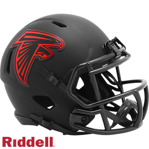 ATLANTA FALCONS ECLIPSE MINI HELMET