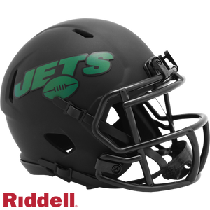 NEW YORK JETS ECLIPSE MINI HELMET