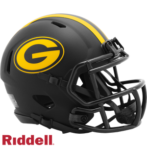 GREEN BAY PACKERS ECLIPSE MINI HELMET