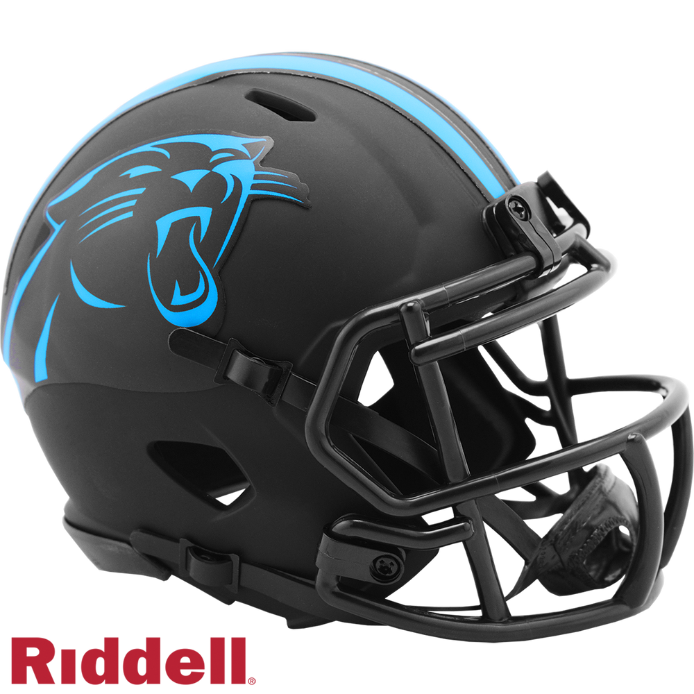 CAROLINA PANTHERS ECLIPSE MINI HELMET