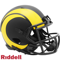 LOS ANGELES RAMS ECLIPSE MINI HELMET