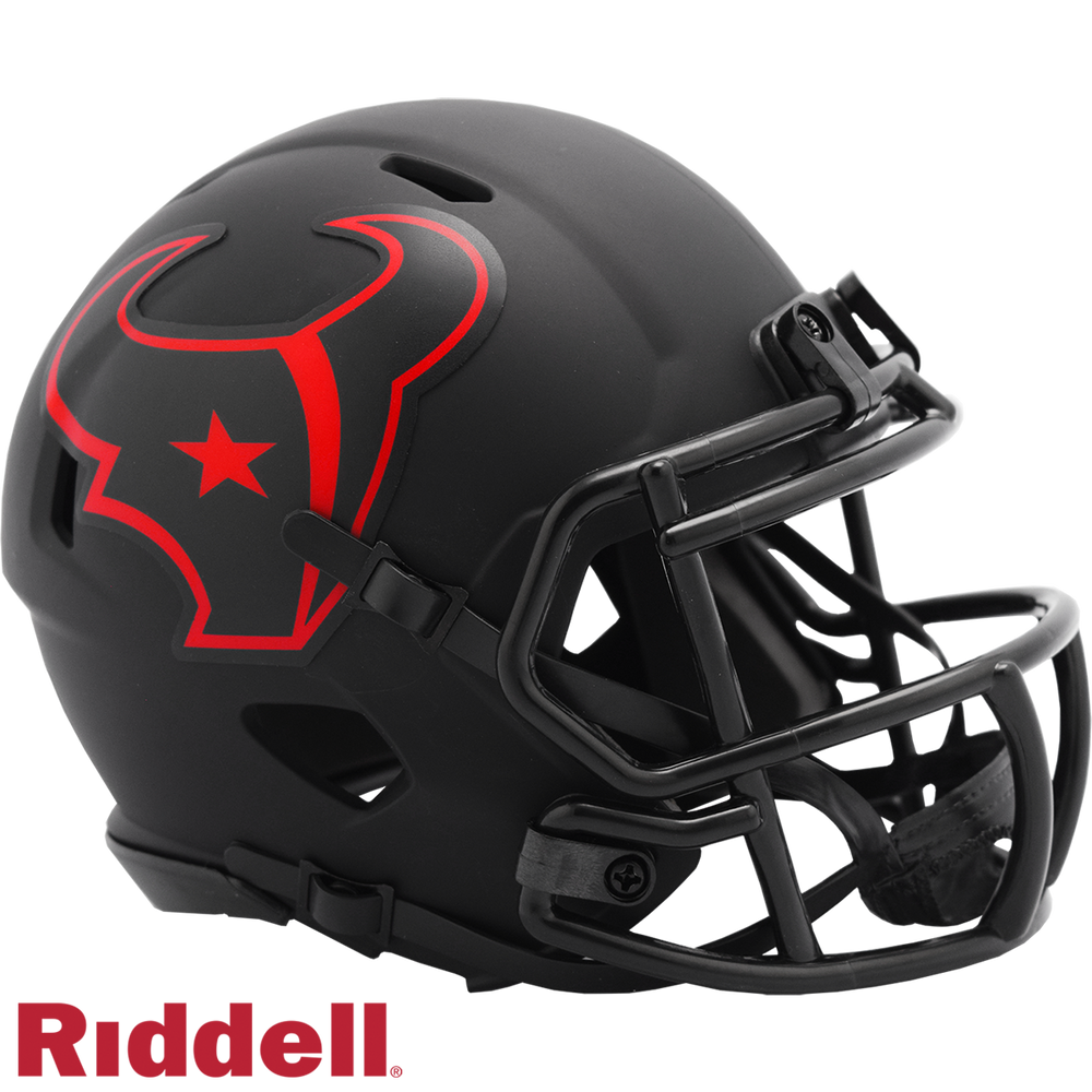HOUSTON TEXANS ECLIPSE MINI HELMET